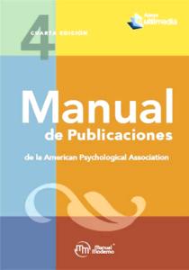 Manual APA 4ta edición